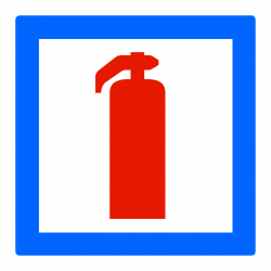 Panneau services moyen de lutte contre lincendie CE29