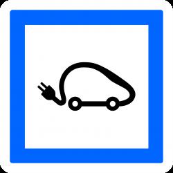 Panneau services poste de recharge de véhicules électriques CE15i