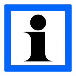 Panneau services Informations services ou activités touristiques CE3a