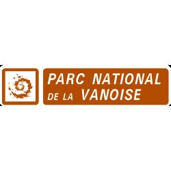 Panneau de localisation parcs E33a1