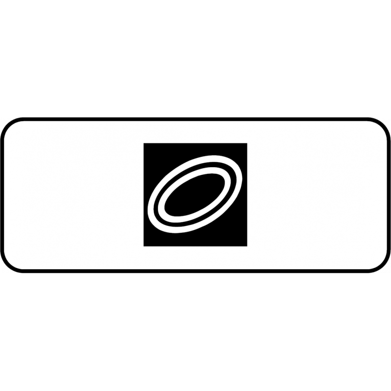 Cartouches à fond blanc E46