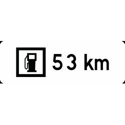Panonceau indique la longueur M1a