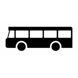 Panonceau désigne les véhicules de transport en commun M4b