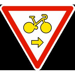 Panonceau autorisation pour cycles M12a1
