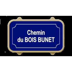 Panneau et plaques d'informations Pann-rue-oreilles