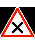 Signalisation d'intersection et de priorité