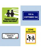 Panneaux d'Informations Diverses