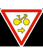 Panonceau relatif aux panneaux associés type M12 - M12 Panonceau