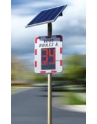Radar pédagogique - WP Signalisation fabricant de radar pedagogique